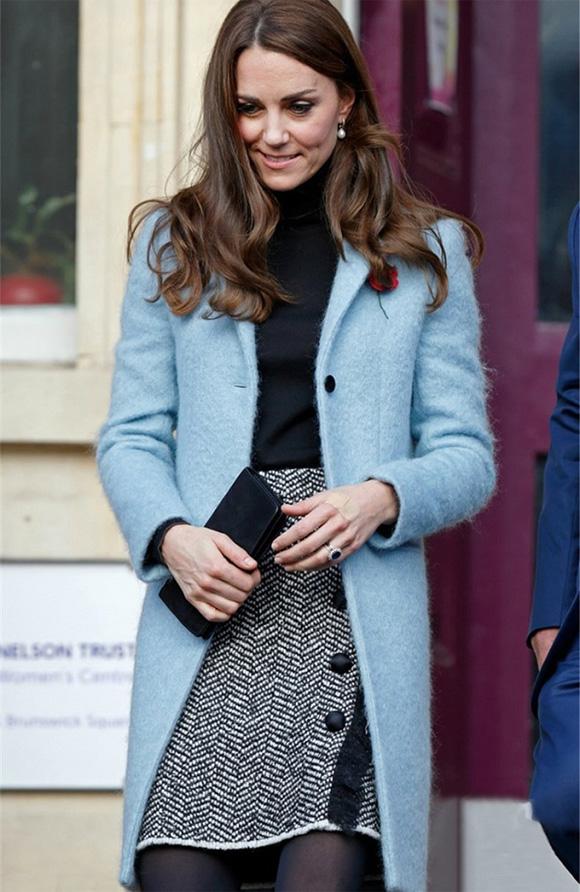 Kate Middleton, công nương Anh, gu thời trang của Kate Middleton
