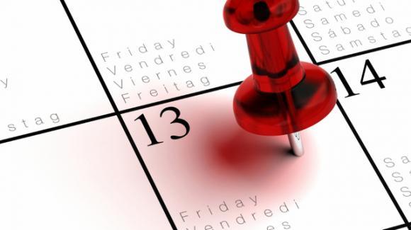 thứ 6 ngày 13, ngày xui xẻo, ngày xui nhất trong năm