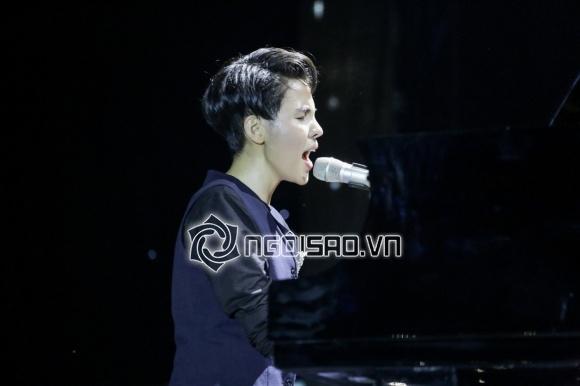 tin tức nhạc,nhạc Việt,Birthday concert,Forever Mine,Soobin Hoàng Sơn,Vũ Cát Tường,Vũ Cát Tường mặc váy