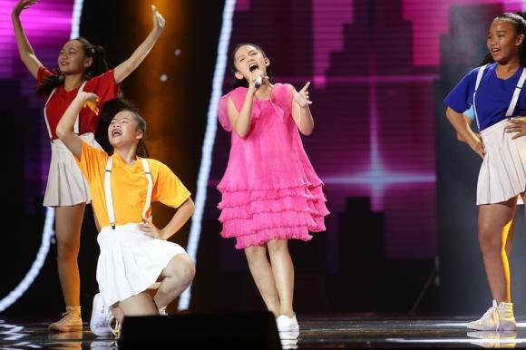 tin tức nhạc,nhạc Việt,Quốc Thái,The Voice Kids 2017,Giọng hát Việt nhí
