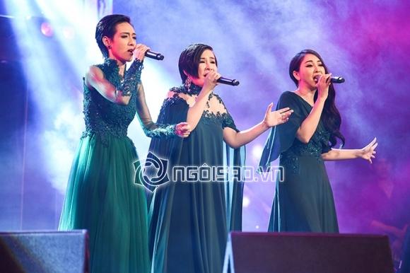 tin tức nhạc,nhạc Việt,Làn Sóng Xanh,Phương Thanh,Thanh Thảo,Mỹ Linh