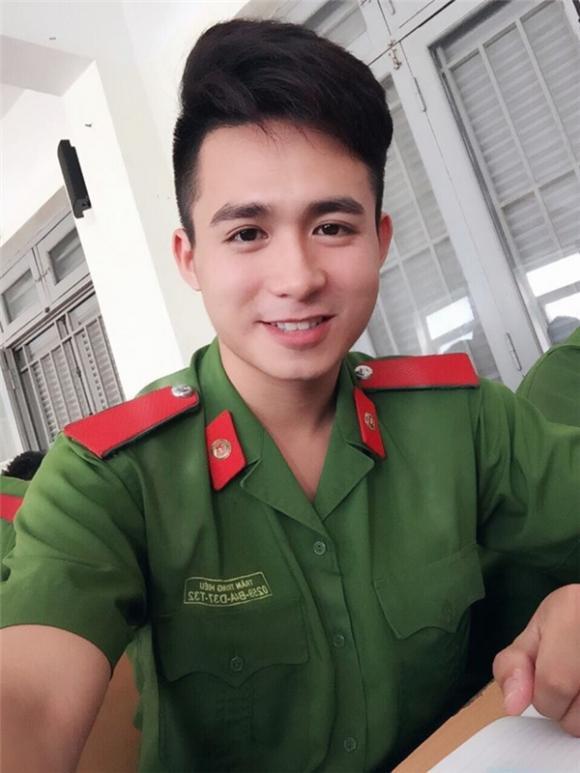 Hoa hậu Việt Nam, mỹ nhân đẹp nhất Hoa hậu Việt Nam 2016, tố như, Tố Như và Trung Hiếu, hotboy trường cảnh sát