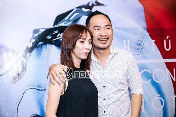 tin tức nhạc,nhạc Việt,Thu Trang,Tiến Luận,Phương Trinh Jolie