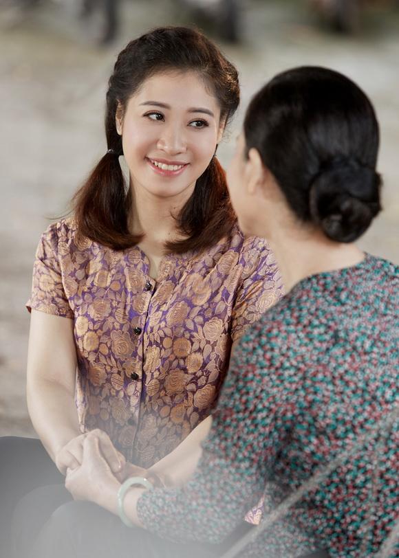 Nsnd lan hương,diễn viên hương bông,lan hương sống chung với mẹ chồng,album ảnh sao,sao Việt