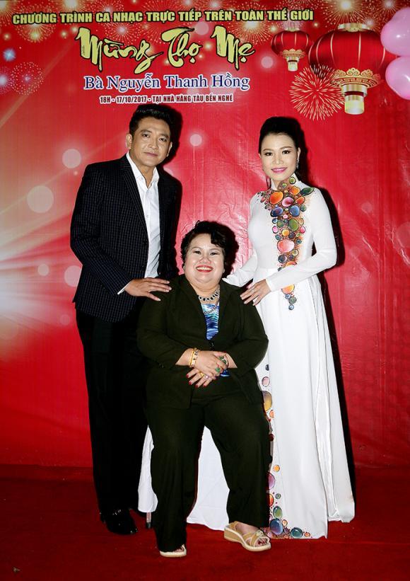 Minh Béo, mẹ minh béo, sao việt, Hồng Quang Minh