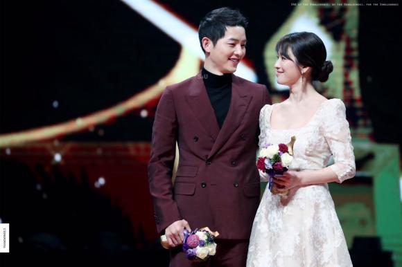 chuyện làng sao,sao Hàn,Song Joong Ki và Song Hye Kyo kết hôn,Song Hye Kyo,Song Joong Ki - Song Hye Kyo,Song Joong Ki,đám cưới sao Hàn,sao Hàn kết hôn,đám cưới thế kỷ Song - Song