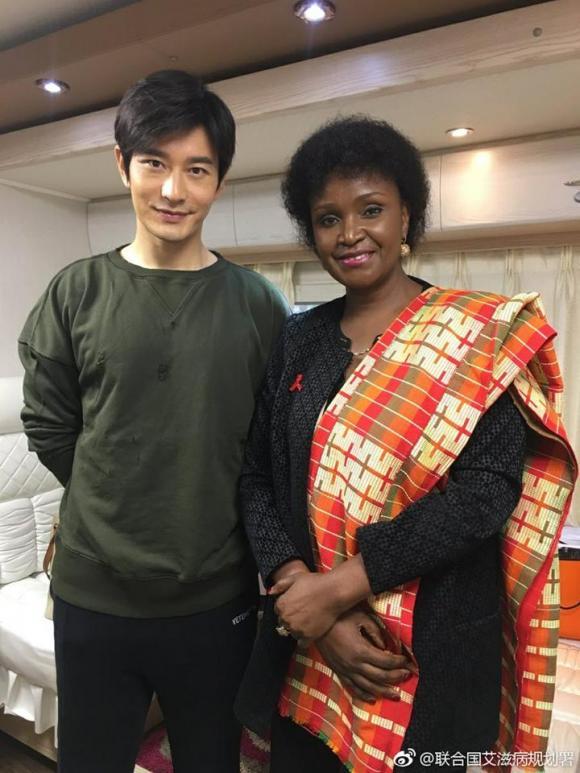 chuyện làng sao,Diễn viên Angela Baby,vợ chồng Angela Baby và Huỳnh Hiểu Minh,vợ huỳnh hiểu minh, con trai huỳnh hiểu minh, sao Hoa ngữ