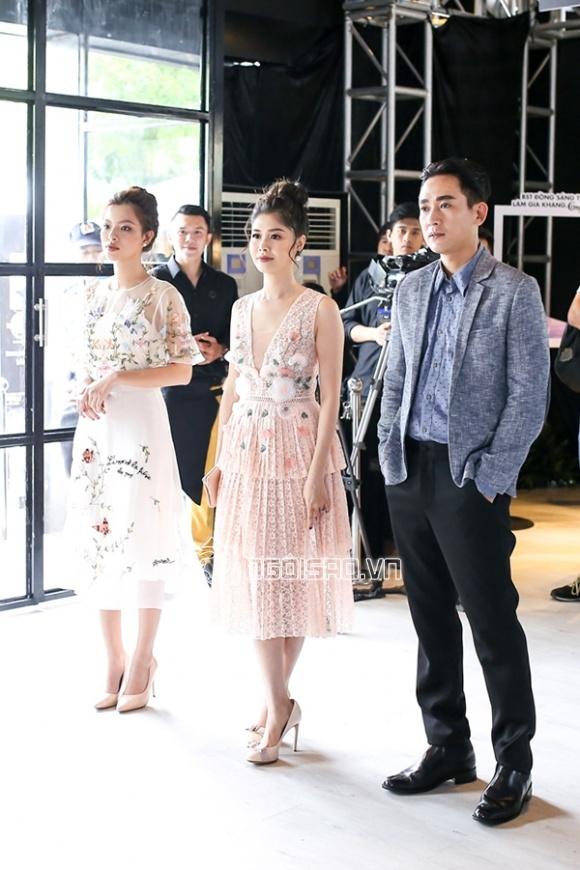 thời trang sao,sao Việt,Hứa Vĩ Văn,Tú Hảo