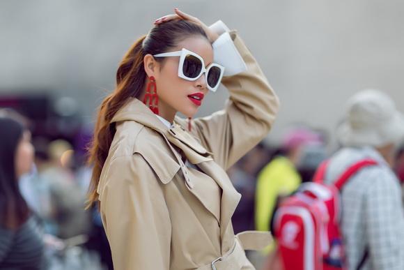 Hoa hậu phạm hương,hoa hậu hoàn vũ việt nam,phạm hương cực chất,thời trang sao,sao Việt