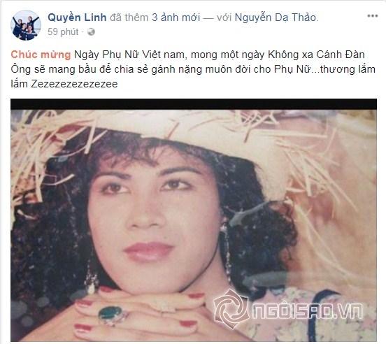 sao Việt, sao Việt chúc 20-10, ngày phụ nữ việt nam, Sao Việt chúc mừng ngày Phụ nữ Việt Nam
