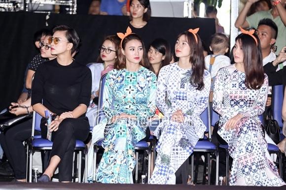 hoàng yến, cô ba sài gòn, phố đi bộ Nguyễn Huệ