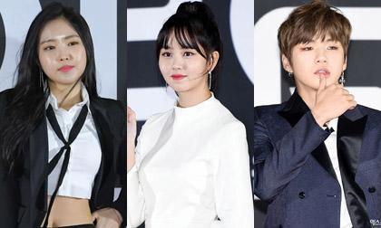 Sooyoung, Jihoon, Busan