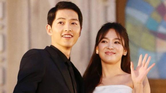 đám cưới song joong ki và song hye kyo, đám cưới của cặp đôi Song – Song, sao Hàn, trăng mật