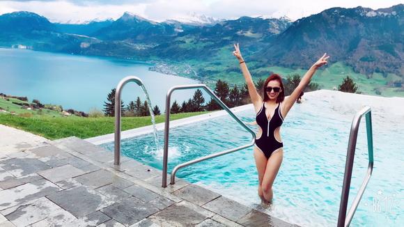 Diễn viên lã thanh huyền,người đẹp phụ nữ thế kỷ 21,lã thanh huyền diện bikini