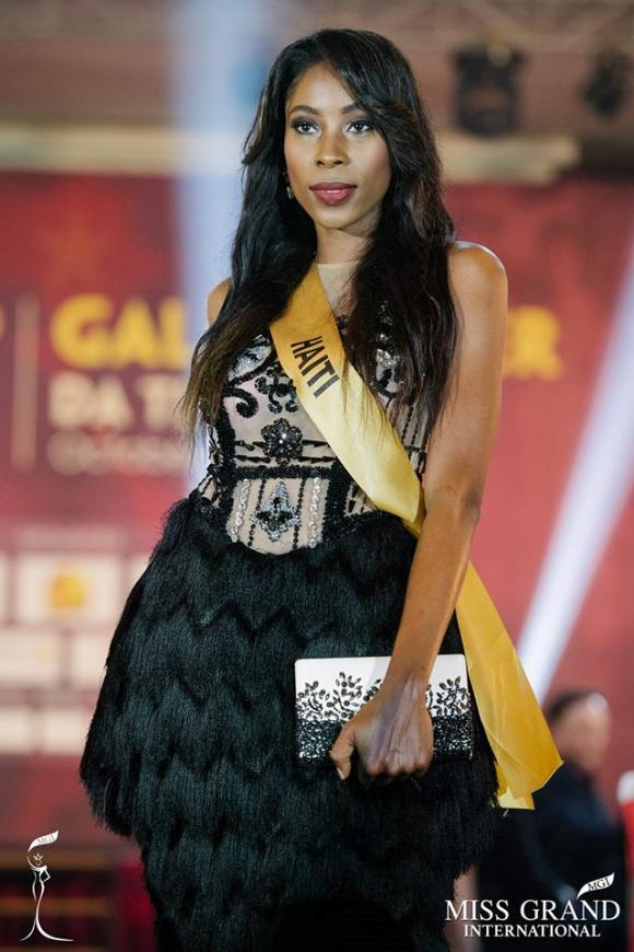 thí sinh hati, Hoa hậu Hòa bình Quốc tế 2017,  Miss Grand International,  Ennifer Alexis