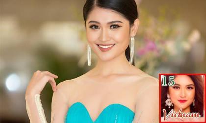 Thuỳ Dung, Miss International 2017
