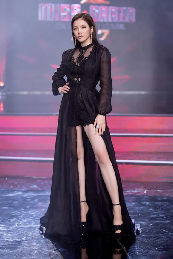 thời trang sao,sao Việt,Lý Nhã Kỳ,Miss Grand International 2017,Miss Grand International 2017 tổ chức tại Việt Nam