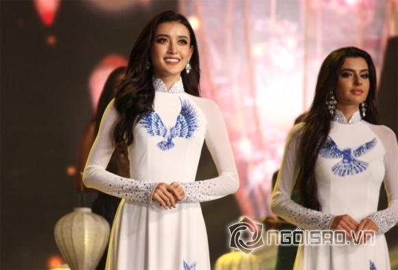 Miss Grand International, chung kết Miss Grand International, Huyền My, Hoa hậu hòa bình quốc tế 2017