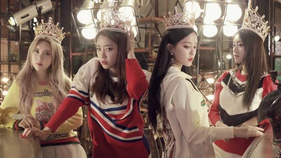 tin tức nhạc,nhạc Hàn,T-ara,2NE1,Sistar