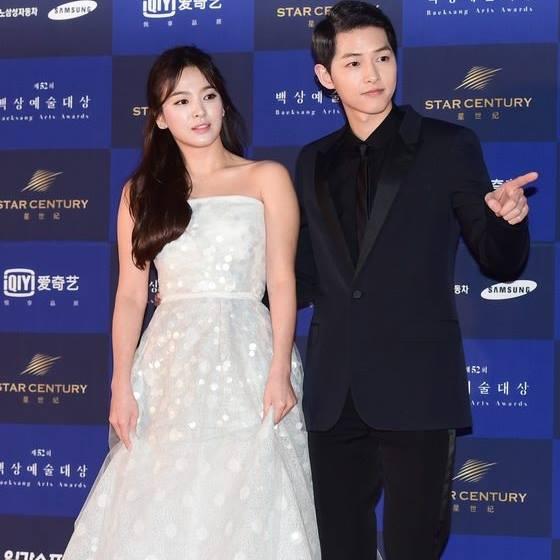 Song Joong Ki và Song Hye Kyo làm đám cưới, ảnh cưới của song joong ki và song hye kyo, nơi tổ chức hôn lễ song joong ki và song hye kyo