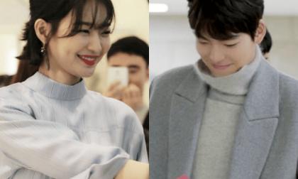 diễn viên Shin Min Ah, shin min ah và kim woo bin, shin min ah mua nhà