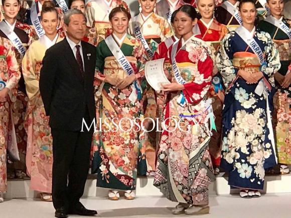 á hậu thùy dung, thùy dung thi miss international 2017, miss international 2017, thùy dung đại sứ du lịch, hoa hậu Việt