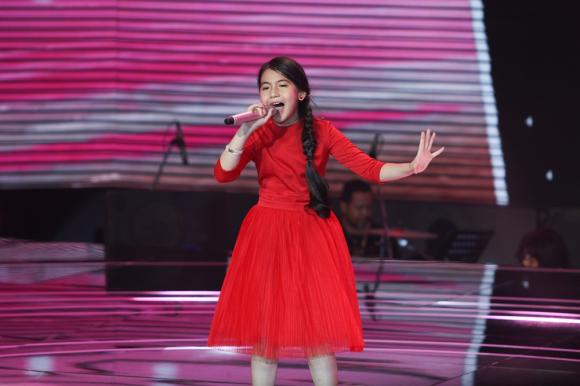 Giọng hát Việt nhí 2017,The Voice Kids 2017,nhạc Việt