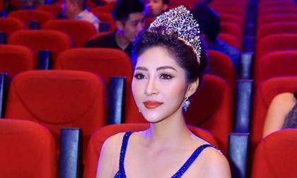 Trang Trần,Đặng Thu Thảo,Hoa hậu Đại dương 2014