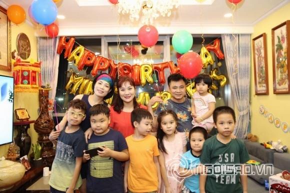 vợ Xuân Bắc, sinh nhật con gái Tự Long, Tự Long