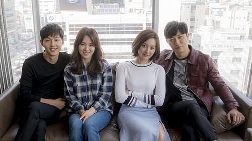 Song Joong Ki và Song Hye Kyo làm đám cưới,Song Joong Ki và Song Hye Kyo, chương trình đám cưới của song hye kyo
