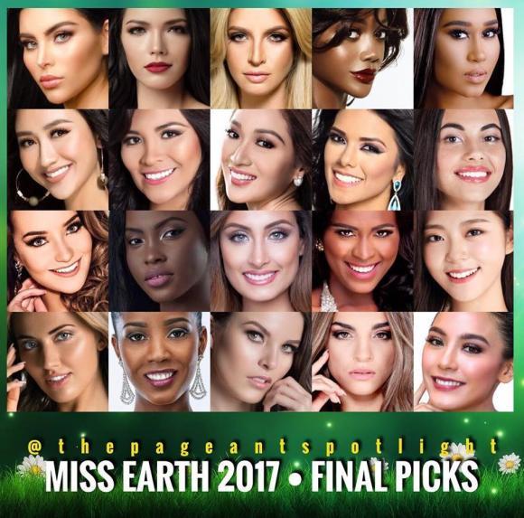 Hà Thu, Miss Earth 2017, Hoa hậu Trái đất 2017