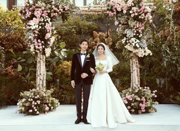 Song Hye Kyo lên tiếng sau đám cưới,Song Joong Ki và Song Hye Kyo kết hôn,siêu đám cưới Song Joong Ki và Song Hye Kyo