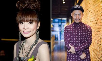ca sĩ Đài Trang, tình cũ Tiến Đạt, sao Việt