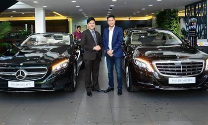 danh hài Bảo Chung, Dàn siêu xe của danh hài Bảo Chung, bảo chung