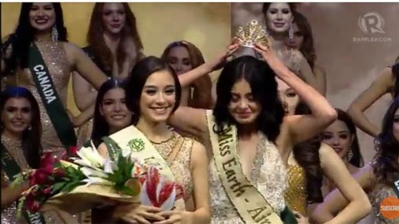 Hoa hậu Trái đất 2017, chung kết Hoa hậu Trái đất 2017, Hà Thu