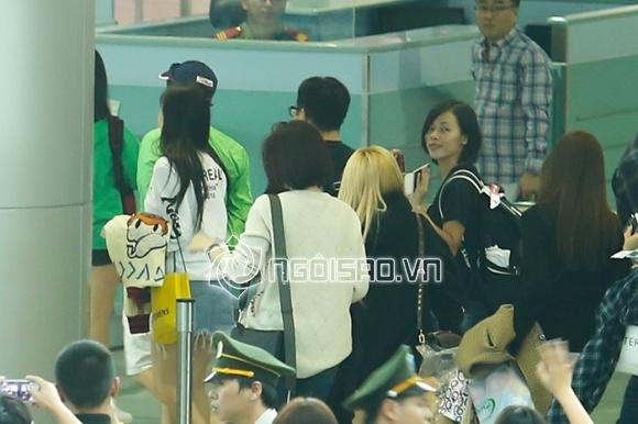 T-ara, nhóm nhạc T-ara, T-ara đến Việt Nam, sao Hàn