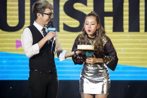 Chi Pu, Chi Pu fan meeting, hot girl Chi Pu