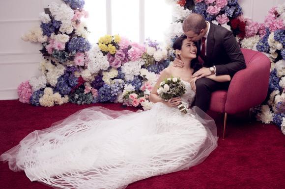 kha mỹ vân, ảnh cưới kha mỹ vân,  Á quân Vietnam's Next Top Model 2012