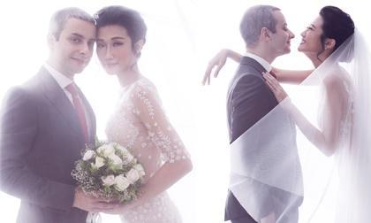 Kha Mỹ Vân, đám cưới của Kha Mỹ Vân , Kha Mỹ Vân và chồng Tây