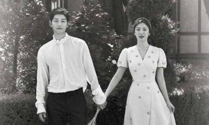 Song Hye Kyo,Song Joong Ki và Song Hye Kyo kết hôn,siêu đám cưới Song Joong Ki và Song Hye Kyo