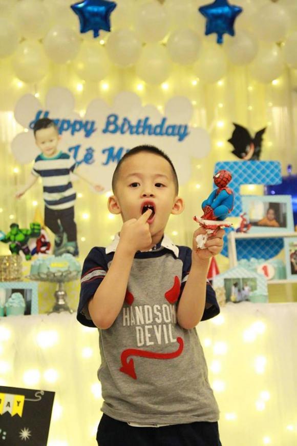 Phan Thị Lý, con  Phan Thị Lý, sinh nhật con trai  Phan Thị Lý
