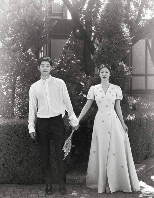 Song Hye Kyo và Song Joong Ki, vợ chồng song joong ki và song hye kyo, kỳ trăng mật của vợ chồng Song Joong Ki