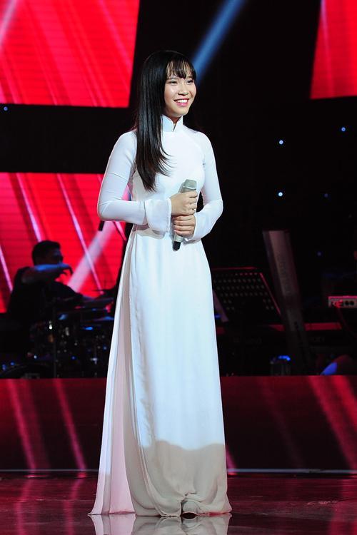 hoc trò của Mỹ Tâm, Nguyễn Cao Bảo Uyên, Bảo Uyên The Voice