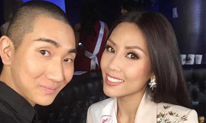 Nguyễn Thị Loan, Á hậu Nguyễn Thị Loan, Miss Universe