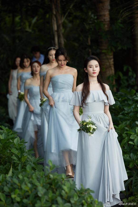 Lưu Diệc Phi,Liễu Nham,Triệu Vy,Trịnh Sảng,Trần Kiều Ân