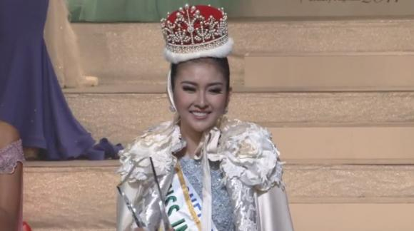Chung kết Hoa hậu Quốc tế 2017,Thùy Dung,Á hậu Thùy Dung,Hoa hậu Quốc tế 2017