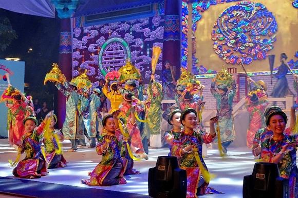 Lễ hội Văn hóa Thế giới Thành phố Hồ Chí Minh – Gyeongju 2017, Lễ hội văn hóa