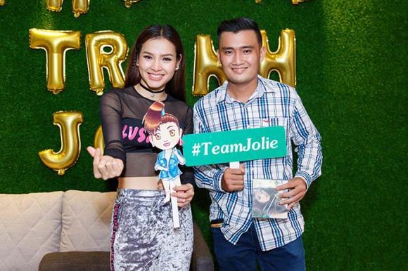 Phương Trinh Jolie, ca sĩ Phương Trinh Jolie, diễn viên Phương Trinh Jolie