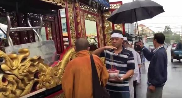 Nguyễn Hoàng, Nguyễn Hoàng qua đời, lễ an táng Nguyễn Hoàng