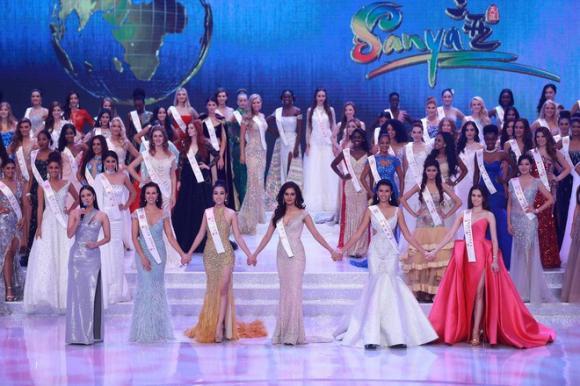 Mỹ Linh,Miss World,Hoa hậu Thế giới,Đỗ Mỹ Linh bị chèn ép